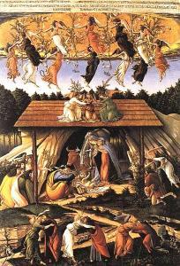 Natività mistica, Sandro Botticelli (1501)
