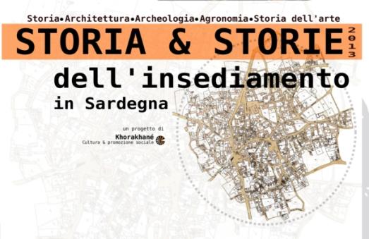 Storia e Storie dell'insediamento in Sardegna