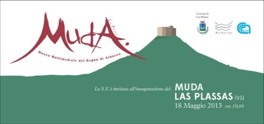 A Las Plassas si inaugura il MudA - Museo Multimediale del Regno di Arborea