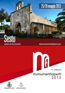 Sestu_Monumenti aperti 2013