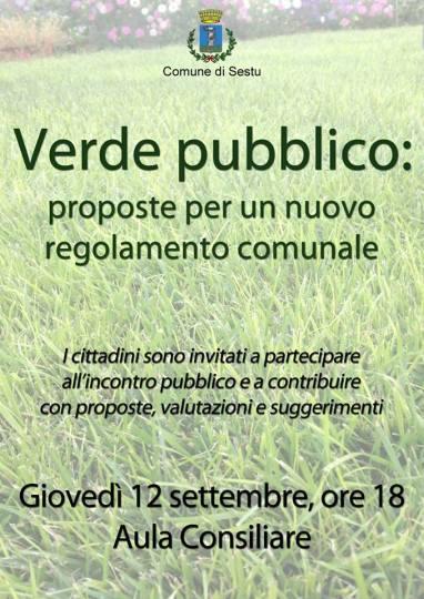 Verde pubblico_Sestu
