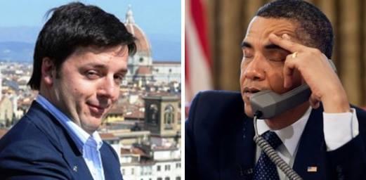 Renzi_Obama