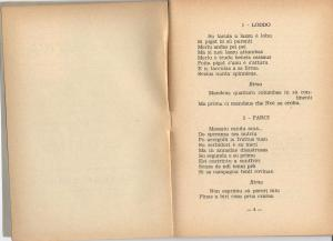 Gara poetica svoltasi a Sestu il 23.4.1930 - Analisi del testo (1° giro) di Vittoriano Pili