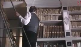 Camilleri_la biblioteca comunale di Enna