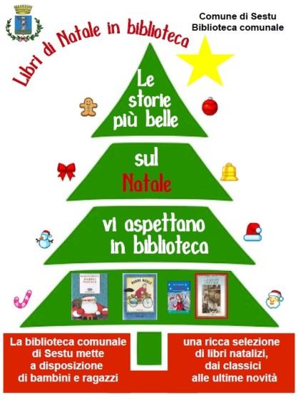 Libri di Natale in biblioteca