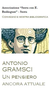 """Convegno """"Antonio Gramsci - Un pensiero ancora attuale"""""""