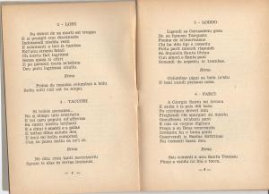 Gara poetica svoltasi a Sestu il 23.4.1930 – Analisi del testo (2° e 3°giro) di Vittoriano Pili