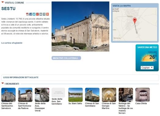 Clicca sull'immagine per accedere al sito di Monumenti aperti 2014