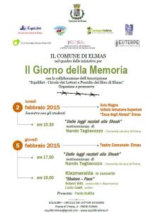 Giornata della Memoria 2015