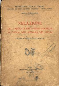 Relazione 1915-1916